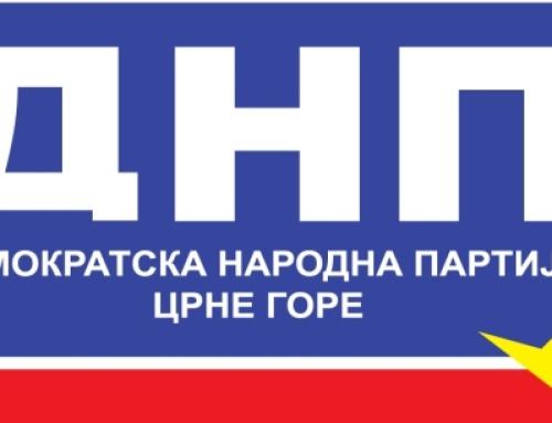 OO DNP Danilovgrad: Građani se nijesu uplašili nasilja režima, članstvo partije u konstantnom porastu