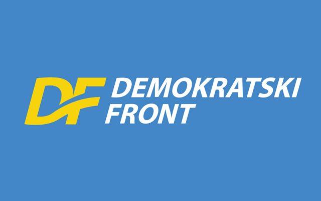 """DF: 28. aprila na Cetinju mirni i demokratski protest """"Za referendum"""""""