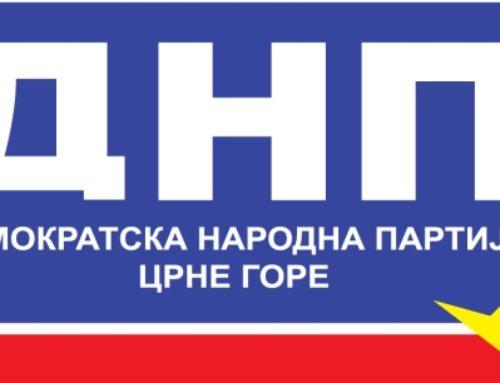 DNP: Trinaestojulska nagrada Čirgiću je režimski promašaj i autogol