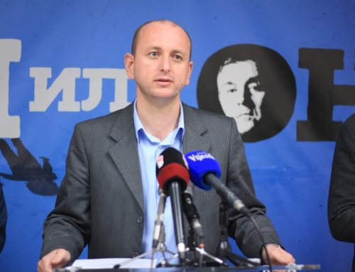 Knežević: Terorizam izgovor za progon Srba
