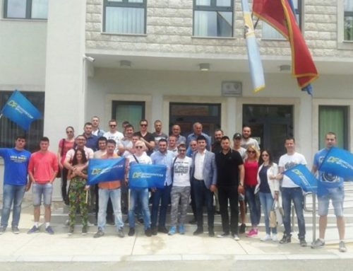 DF: Mojkovac će biti zamajac ukupnih promjena u Crnoj Gori