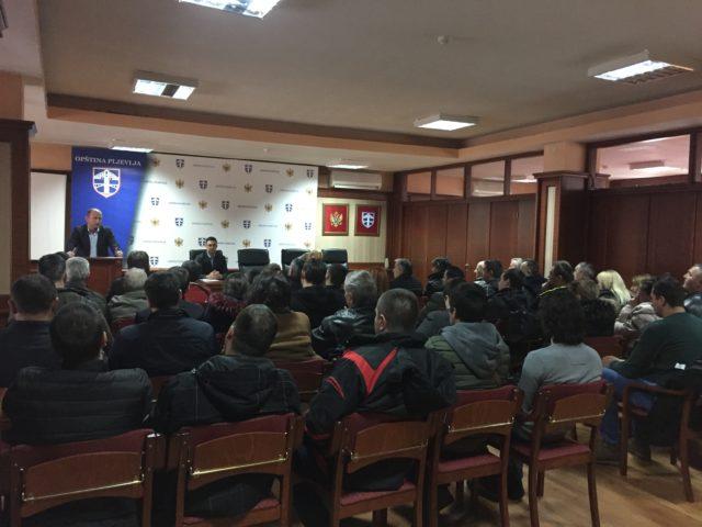 DNP Pljevlja: Neophodno objedinjavanje opozicije u susret lokalnim izborima