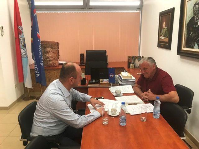 Knežević i Raković o pravima penzionera i radnika KAP-a