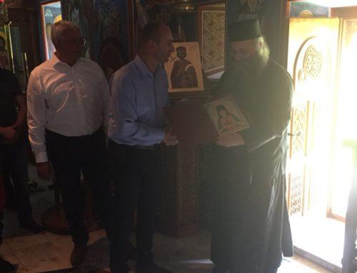Delegacija DNP u posjeti Kosovu i Metohiji